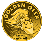 2012 Golden Geek Awards