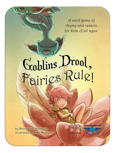 Goblins Drool, Fairies Rule! cover image